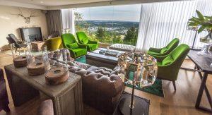 Gordonia Hotel salon