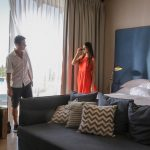 Gordonia Hotel Room