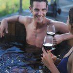 Gordonia Hotel Hot Tub