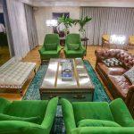 מלון גורדוניה - סלון