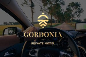 Gordonia Private Hotel - by Car