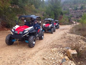 ATV Trips for hotel guests