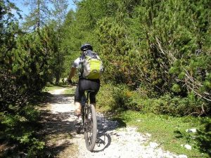 Bicycle rental for hotel guests